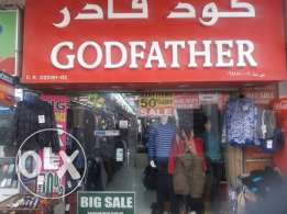 Special offer in Godfather shop manama