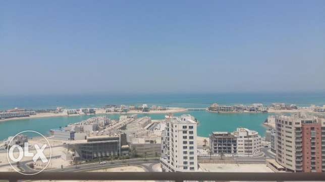 Fabulous 2 Bedrooms penthouse Semi furnished with open Sea views