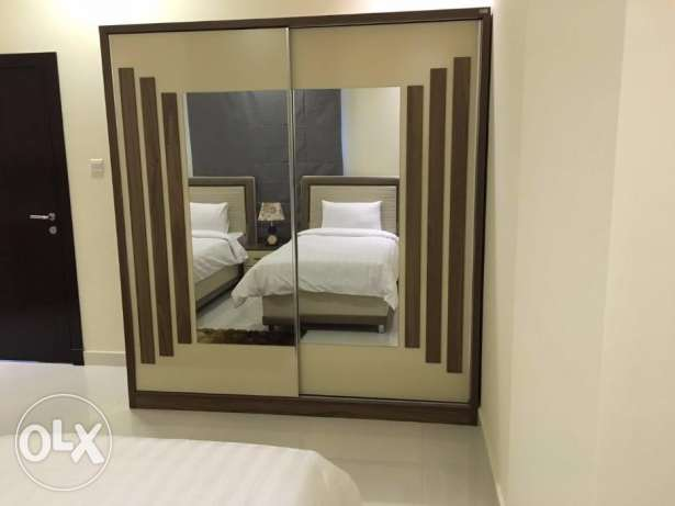 Amazing 1 Bedroom Brand new Apartment in Juffair/all facilities جفير -  2