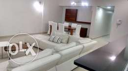 Luxury fully furnished apartment for rent. 3 bd, 3 baths, housemaid bd