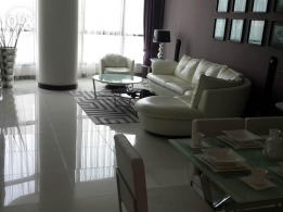 2 BR fully furnished modern flat with sea view rent inclusive