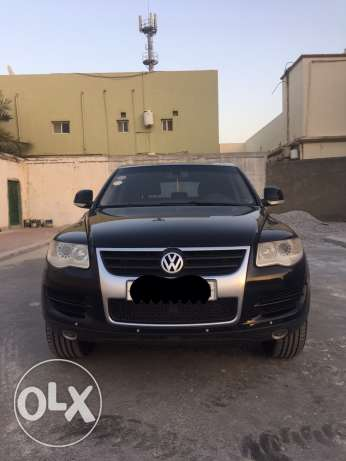 VW Touareg 2008 for sale