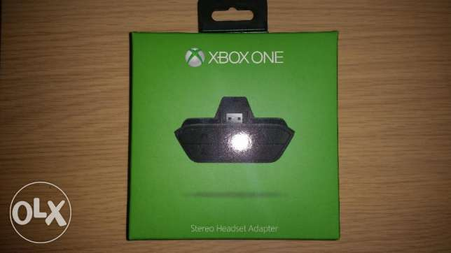 Genuine Stereo Headset Adapter for Xbox One