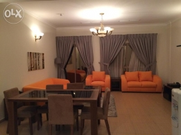 Elaborate 2 bedroom fully furnished apartment 120 m