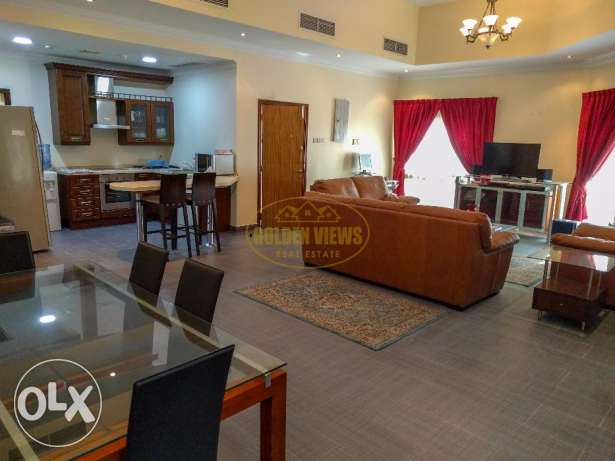 3 Bedroom fully furnished flat with private pool - Ref no ACD01