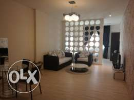 Modern stylish studio flat for rent at Busaiteen