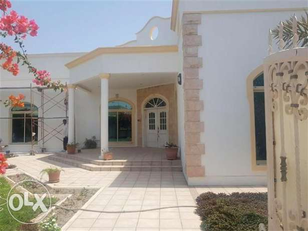 3 B/R Semi- Furnished Spacious Compound Villa With Garden (R No.SRM87