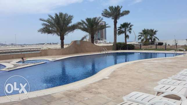 Luxury 1 Bedrooms apartment in Seef / Sea view