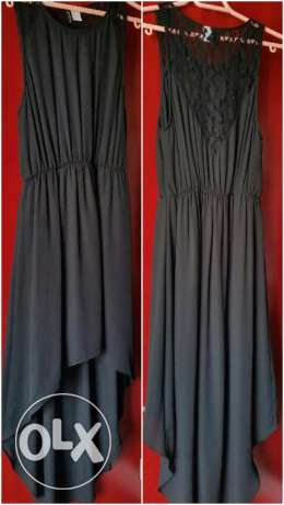 Beautiful black dress - click on the image to view it!