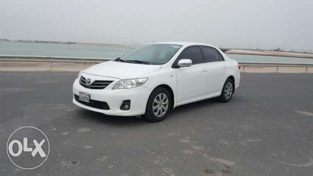 For sale Toyota corolla 2013