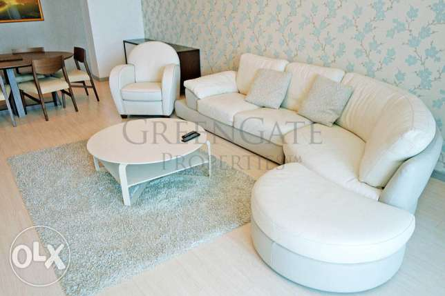 Beautifully Furnished Two Bed Apartment!