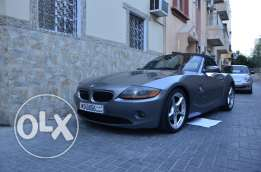 bmw z4 for sale only for serious persons (no call only whatsapp)