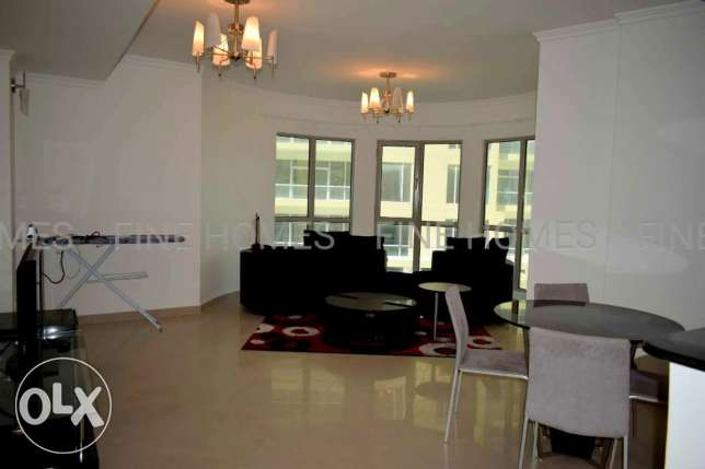 Bright Furnished Apartment At Amwaj Isl (Ref No: S43AJSH)