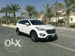 Hyundai Senta Fe 3.3L V6 Under warranty Expat Owner