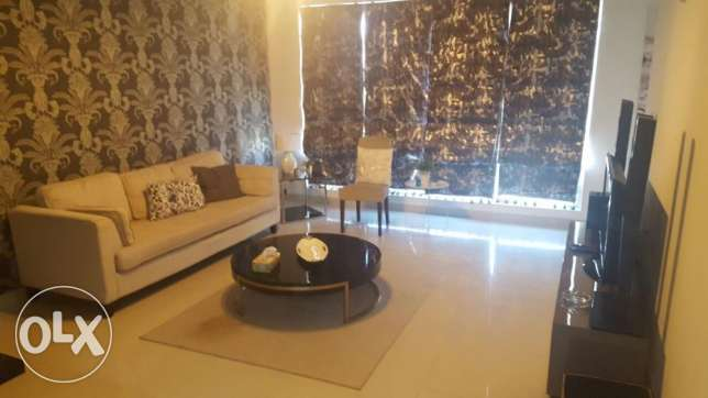 2br flat for rent in amwaj island stylish design:110 sqm
