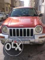 Sales and change my car Jeep shorokee