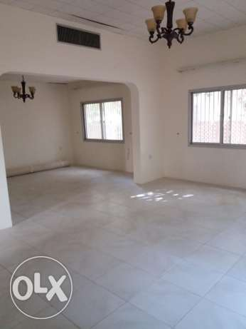 Semi furnished 3 bedroom villa for rent in Adliya