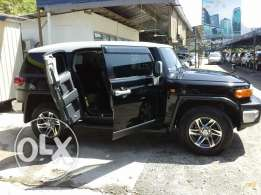 2012 toyota fj cruiser for sale