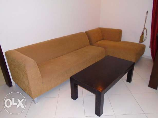 In Adliya- f-furnished flat 2 bedroom