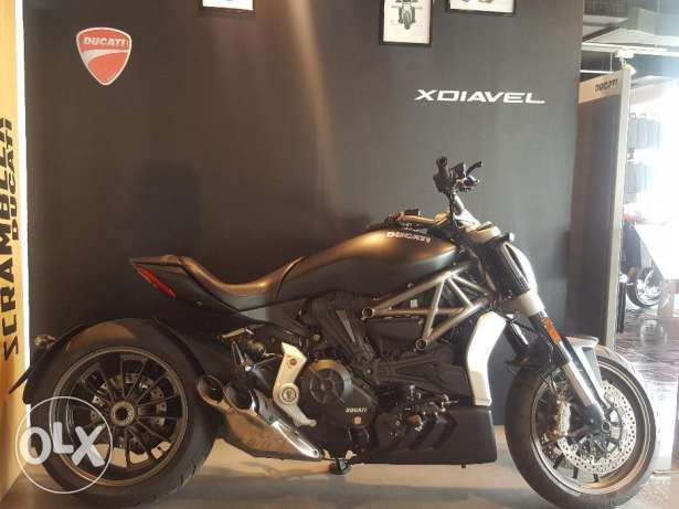 2016 Ducati X DIAVEL Brand New