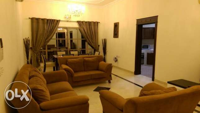 Apartment in seef _ 3 bedrooms _2 bathrooms furnished