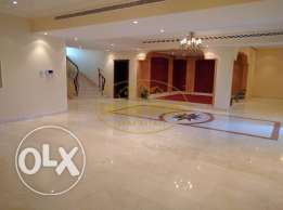 Modern semi furnished VIP private villa for rent with large garden