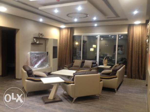 Modern and bright furnished flat at Saar