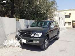 2001 model - Lexus LX 470 - Immaculate condition