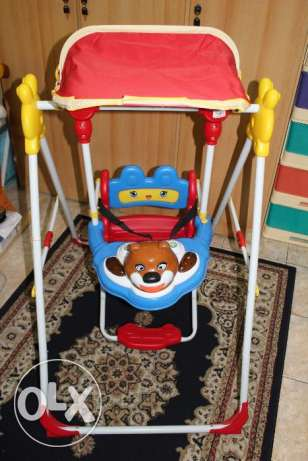 Baby Swing For Sale 12 BD