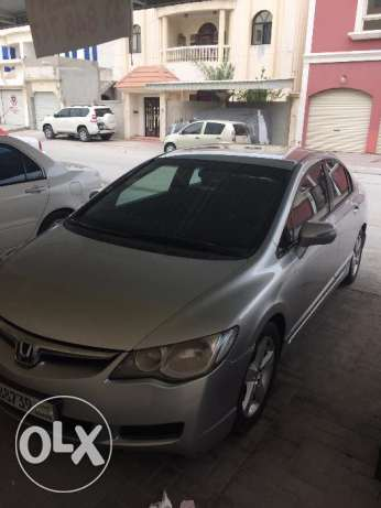 Honda Civic 2007 Mid Option For sale low mileage