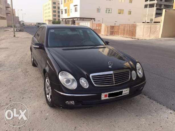 Mercedes E320 Great Condition 2004