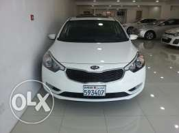 Kia cerato full opinion 2014 : كيا سيراتو فل اوبشن موديل 2014