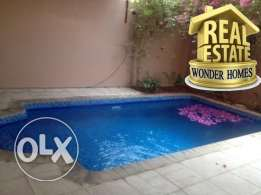 BEAUTIFUL $ Spacious villa for rent in ADLIYA