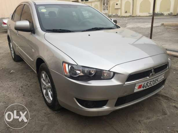 Car for sale lancer 2014