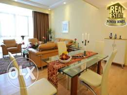 Great value! Spacious & stylish 3 bedroom furnished apartments juffai