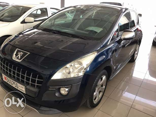 Peugeot 3008 Premium 1.6 156Hp Full Option, 2011 for immediate sale