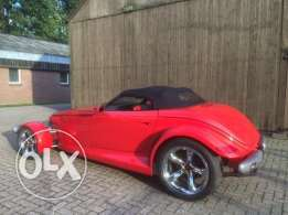 Plymouth Prowler Retro Roadster 32
