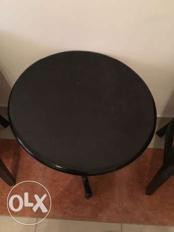 Coffee table with chairs on sale سار -  2