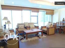 Close City center mall, Sea view 2 BHK in Seef