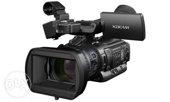 New Sony PMW-200 Professional Video Camera with accessories