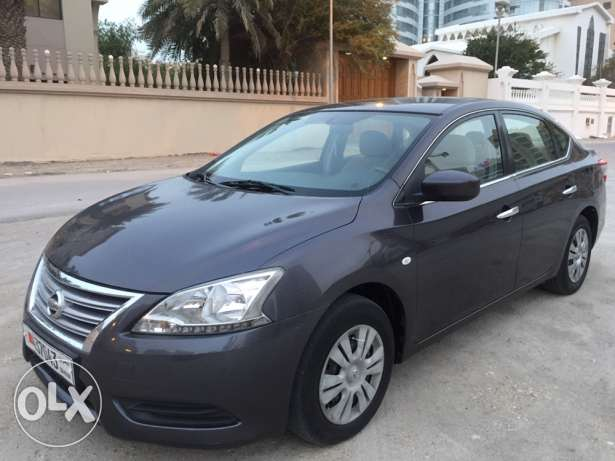 Nissan Sentra 2013 full automatic very good condition no accident low