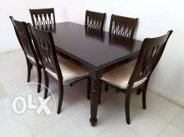 FOR SALE - Dining Table with 6 Chairs