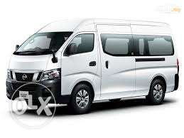 u drive cirtified vehicles for sale Nissan mini bus 15 seater