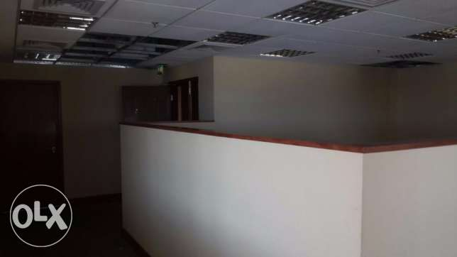 Ready Office for rent (Without Furniture) in Seef السيف -  1