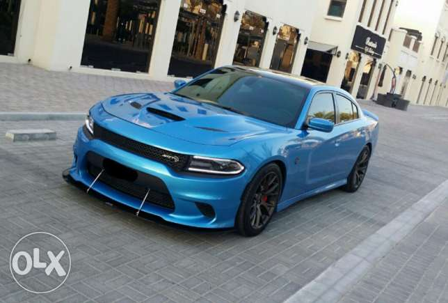 Dodge Charger Hellcat 2016
