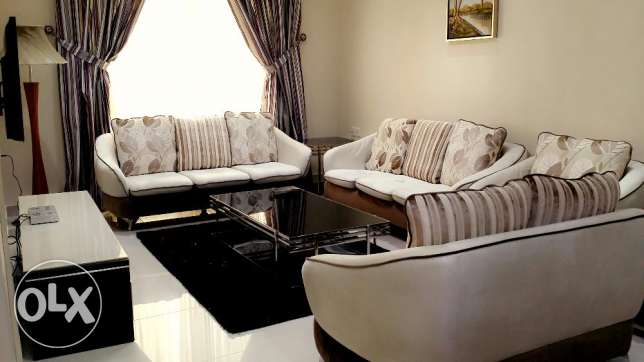 Great 3 bedroom beautiful Apartment in New hidd fully furnished incl جفير -  3