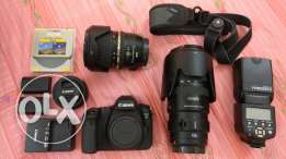 Canon 6d with best kit