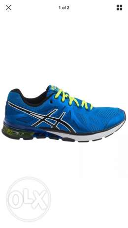 asics running shoes (new)