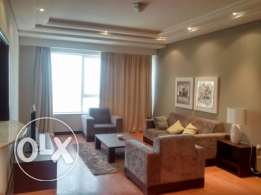 Fully furnished 3 bedroom apartment for rent at Abraj Al Lulu Sanabis
