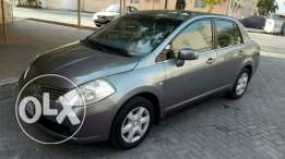 nissan tiida 2006 neat and clean car